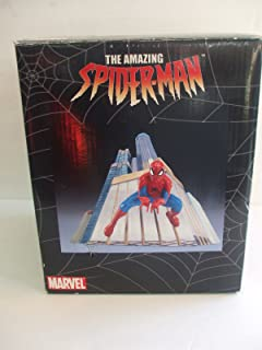 """The Amazing Spider-Man """"Oh, What a Tangled Web"""" Limited Edition Great Scenes Statue"""