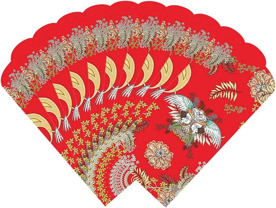 10PCS Red Packet Cute Large discharge sale Hong Bao Pocket Money Envelope Lucky f Virginia Beach Mall
