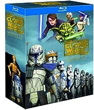 Star Wars - The Clone Wars - L'intégrale - Saisons 1 à 5 [Édition Collector]