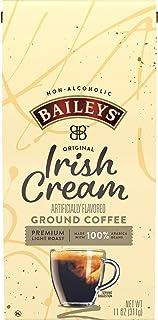 Bailey's Non-Alcoholic Original Irish Cream Flavored Ground Coffee (11 oz Bags, Pack of 6)