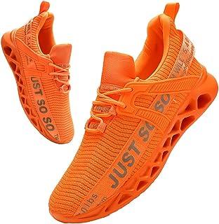 Amazon.com: Orange - Athletic / Shoes