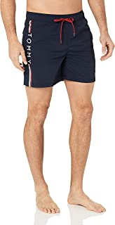 TOMMY HILFIGER Men's Branded Drawstring Swim Shorts