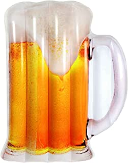 TOYLAND® Flotador de Piscina Flotante Gigante de la Piscina de Cerveza
