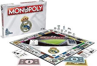 Monopoly Real Madrid - Bordspel - De Real Madrid editie van Monopoly! - Voor de hele familie - Taal: Engels