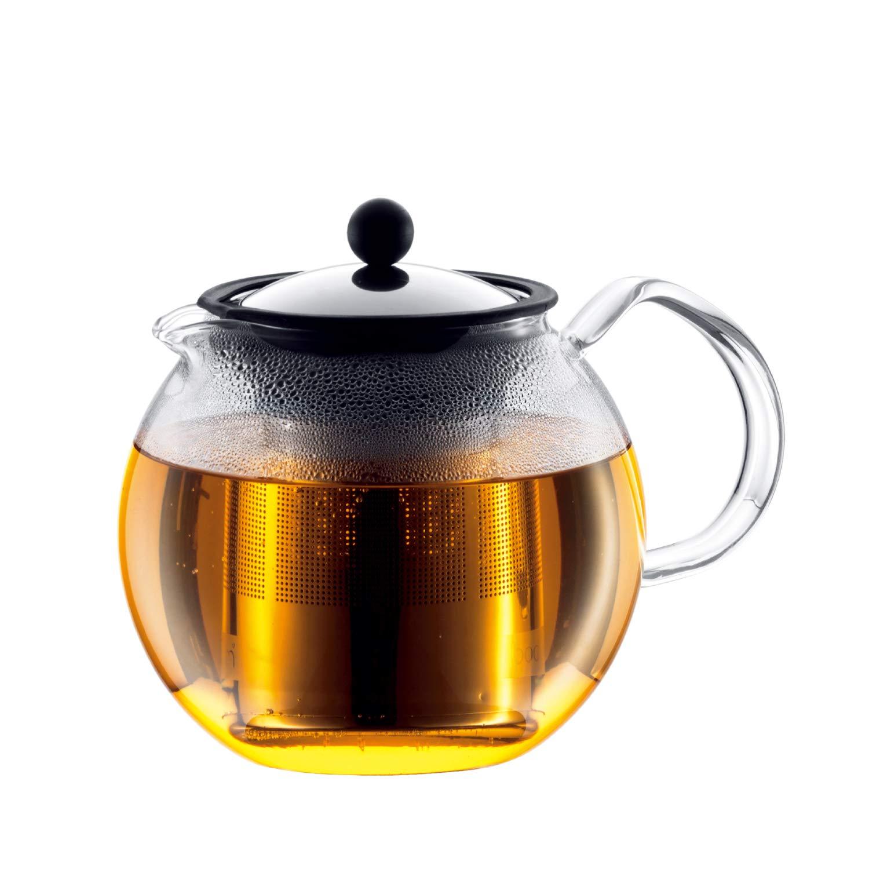 Bodum Assam Tea Press Black 34 Oz
