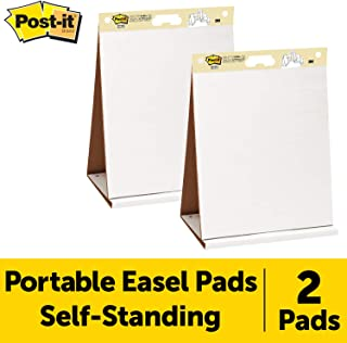 post it table top easel pad