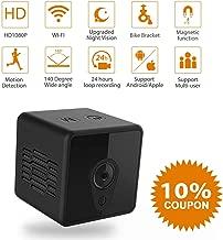 Mini Spy Camera WiFi, Jayol 1080P Spy Hidden Camera Upgraded Night Vision and Motion..