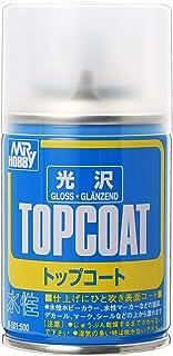 Topcoat Gundam Mr. Hobby Top Coat Gloss Net 88ml. Spray
