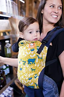 Tula Ergonomic Carrier, Fable-Standard Size(Baby), 15-45 Pounds