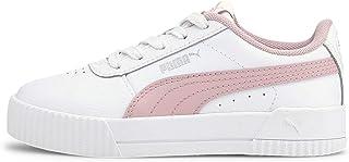 Puma Carina L PS, Girls' Sneakers Shoes, White, 17 EU