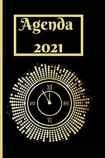 Agenda 2021: Organisateur, planificateur, to do list, professionnel de l'horlogerie et passionnés des montres.