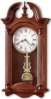 M. LA HART UNC Howard Miller Wall Clock