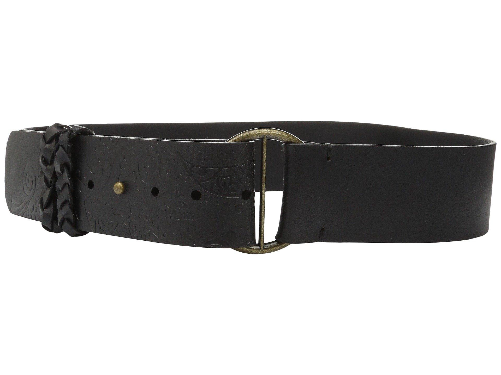 Prana Madeon Belt, BLACK