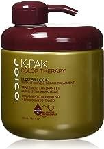 Joico K-Pak Color Therapy Luster Lock Instant Shine & Repair Treatment 16.9 Fl Oz