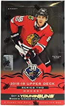 2018/19 Upper Deck Series 2 NHL Hockey HOBBY box (24 pk)