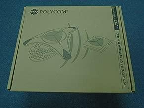 Polycom SoundStation 2W EX 2201-67800-160 DECT 6.0 1.9 GHz Wireless Conference