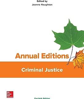 Annual Editions: Criminal Justice, 40/e