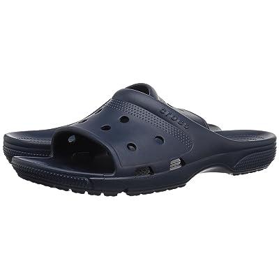 Crocs Coast Slide (Navy 1) Slide Shoes