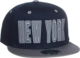 American Cities USA Sports City State Reflective Letters and Bill Snapback Cap  Hat Snap 95780efde89a