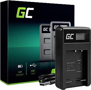 Green Cell® BC-CSG laddare för Sony NP-BG1 NP-FG1 batteri och DSC H10, H20, H50, H55, H70, H90, HX10V, HX20V, HX30V, HX5V,...