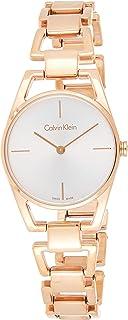 Calvin Klein Women's Analogue Quartz Watch with Stainless Steel Strap K7L23646