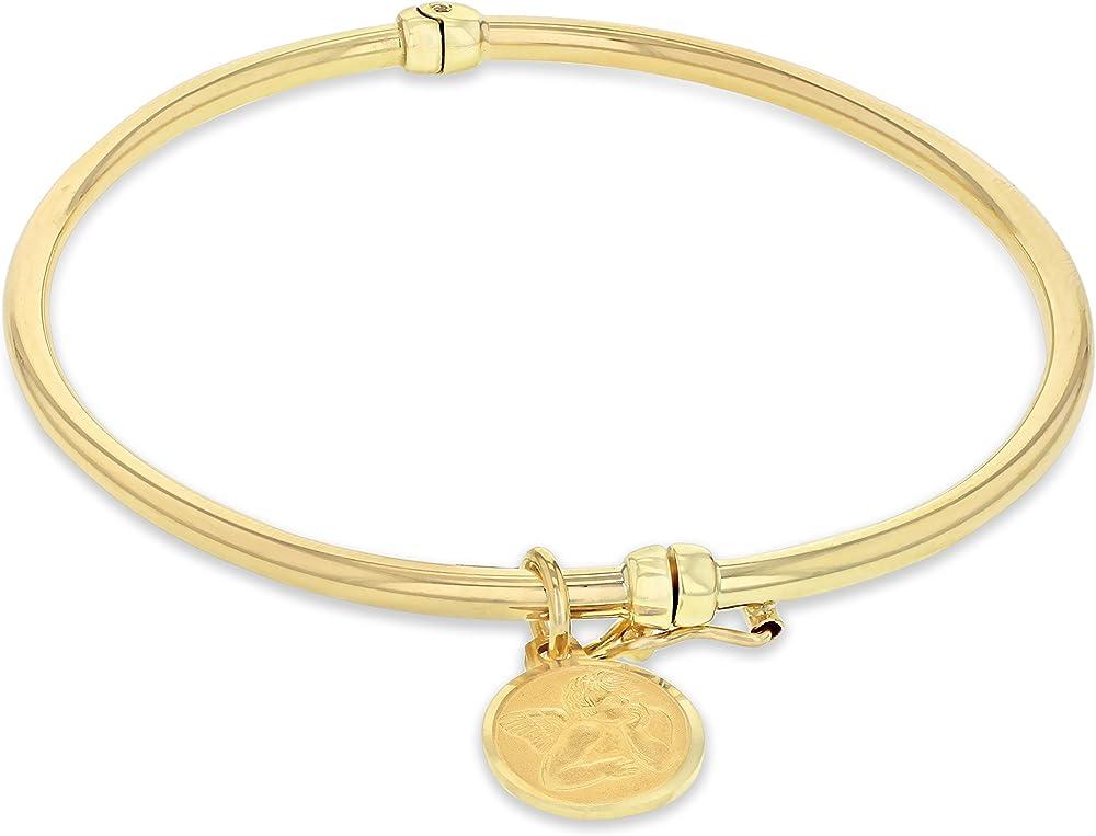 Carissima gold bracciale da donna, oro giallo 9k (375)(3,7gr) 1.31.1861