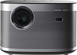 CACACOL Updated XGIMI H3 Android 3D Smart TV Home Cinema 4K Projector | Native 1080p HD | 1900 ANSI Lumens | Harman/Kardon...