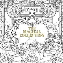 The Magical Collection: A Creative Colouring Book For Adults (Creative Colouring Books For Grown-Ups)