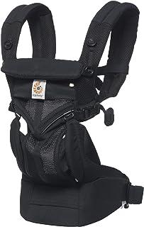 Ergobaby Omni全阶段型四式360婴儿背带 透气款-黑色玛瑙 BCS360PONYX