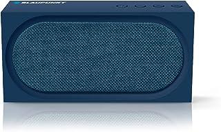 Blaupunkt BT-52-BL 10W Portable Outdoor Bluetooth Speaker (Blue)