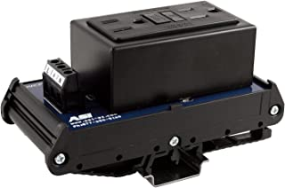 ASI IMACPGFI02-1 DIN Rail GFCI Receptacle, 2 AC Outlets, Reset, 120VAC, 15 Amp, 30 to 12 AWG, UL508A Recognized