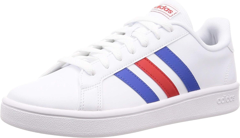 Adidas Neo Gre Court sautope da ginnastica Bianco Sautope Donna Ragazza EE7901 40 2 3