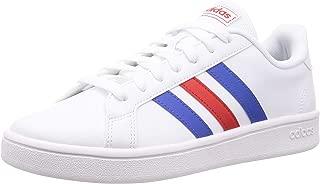 adidas Grand Court Base Men's Sneakers, White, 7.5 UK (41 1/3 EU)