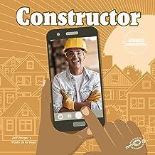 Community Helpers: Builder/Constructor – Rourke Spanish Reader, Grades K–2 (Ayudantes comunitarios (Community Helpers)) (Spanish Edition)