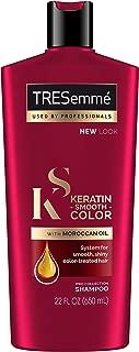 TRESemmé Shampoo, Keratin Smooth Color, 22 oz