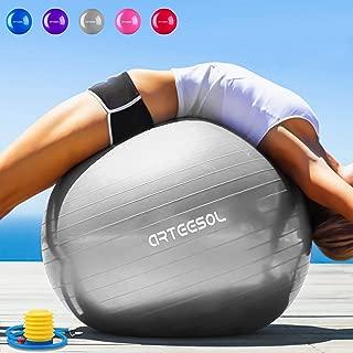geeignet f/ür M/änner und Frauen 30cm Porpora Fitnessstudio und Fischabend Fitness Mini Gymnastikball//Exercise Gym Ball f/ür Yoga Pilates Fitness Core Cross-Training