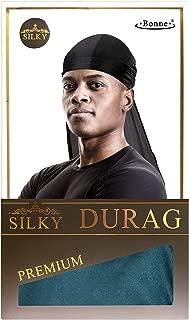 Silky Satin Durag (TEAL BLUE)