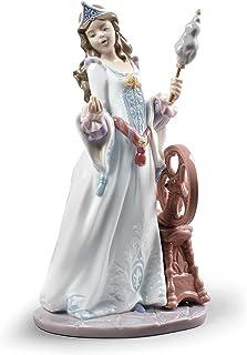 LLADRÓ Figura La Bella Durmiente. Figura La Bella Durmiente (Disney) de Porcelana.