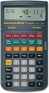 Calculated Industries 4054 Construction Master 5 en Espanol Construction..