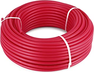 VEVOR 3/4 Inch X 500ft PEX Tubing Pipe Oxygen Barrier O2 EVOH PexB Red for Hydronic Radiant Floor Heating System, 3/4