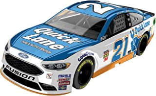 Lionel Racing Ryan Blaney #21 Quicklane 2017 Ford Fusion 1:64 Scale Diecast Car