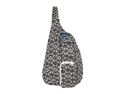 KAVU Mini Rope Bag (Static Rhombus) Bags