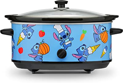 Disney Lilo & Stitch 7-Quart Slow Cooker