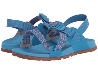 Chaco Lowdown Sandal (Sprink Cerulean) Women