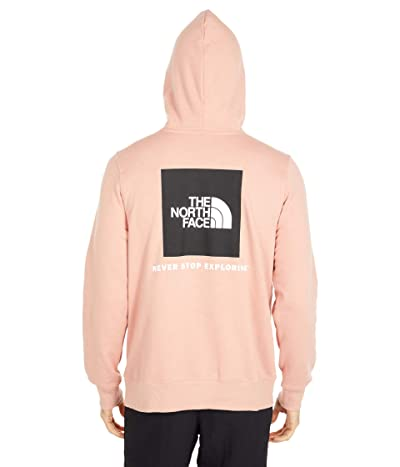 The North Face Box Nse Pullover Hoodie (Pink Clay) Men