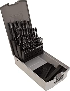 29 Piece Fractional Inch Brad Point Drill Bit Set Ideal for Woodworkers, Contractors, Home or Workshop. Drill Into Wood and Other Non-metallic Surfaces