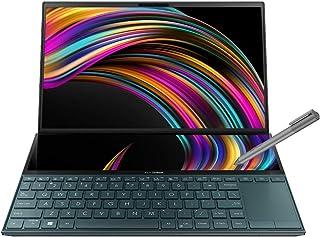 """ASUS ZenBook Duo UX481FL-BM044T - Portátil de 14"""" FullHD (Intel Core i7-10510U, 16GB RAM, 512GB SSD, NVIDIA MX250-2GB, Win..."""