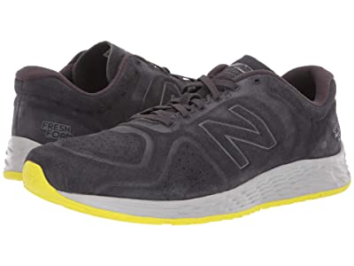 New Balance Fresh Foam Arishi v2 (Black/Sulphur Yellow) Men