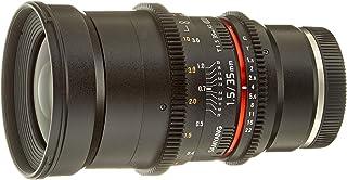 Suchergebnis Auf Für Samyang Videoobjektive Objektive Elektronik Foto