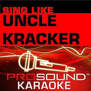 Sing Like Uncle Kracker